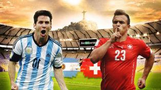 Гол Ди Марии выводит Аргентину в четвертьфинал ЧМ