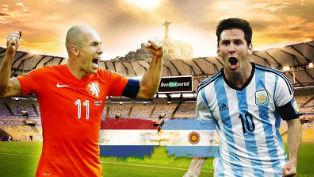 Сборная Аргентины не пропускает голы в плей-офф чемпионата мира