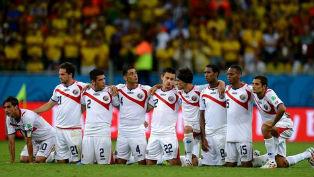 Костариканцы второй раз участвовали в серии пенальти