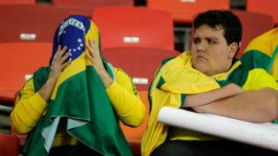 Бразильцы остались без медалей на домашнем мировом первенстве
