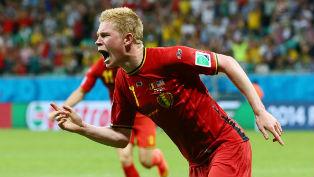 Бельгийцы вышли в 1/4 финала, где сыграют с «альбиселесте»