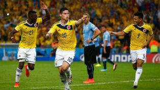 Колумбия одержала четвертую подряд победу на первенстве мира