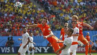 Чилийцы снова попали на Бразилию в 1/8 финала ЧМ