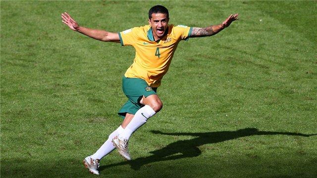 Австралия лишилась шансов на выход в плей-офф