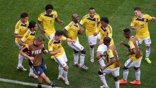 Колумбия обеспечила себе первую строчку в группе «C»