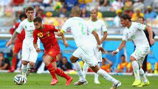 Бельгийцы одержали волевую победу и возглавили группу «H»